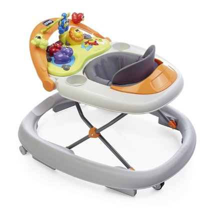 Chicco Baby Walker Walky Talky - * – The Chicco Walky Talkie will be even more fun with the tridimensional play bar.