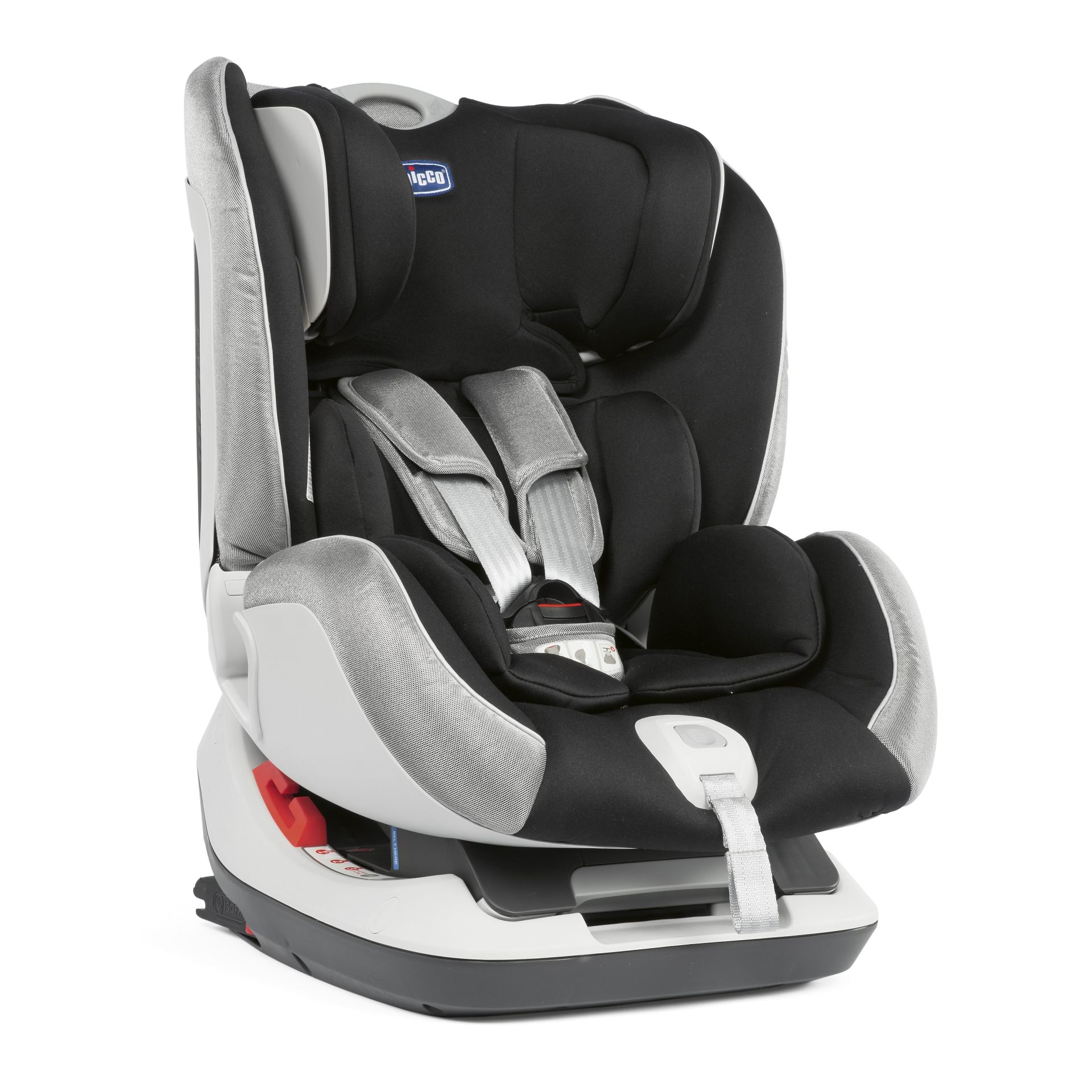 Chicco Child Car Seat Up 012 Polar Silver 2018