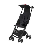 Gb by Cybex Buggy Pockit - * The distinctive gb by Cybex buggy Pockit is the most compact buggy in the world.