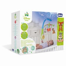 Chicco Disney Bambi Mobile - * Chicco Disney Bambi mobile – Even the littlest will have a lot of fun with this mobile.