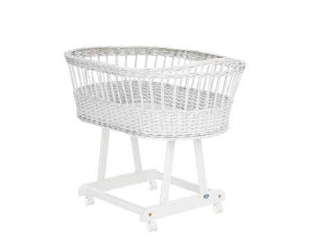 "Alvi Bassinet ""Birthe"" -  * The bassinet by Alvi provides a snug place for your little one to cuddle up and is particularly popular during the first months."