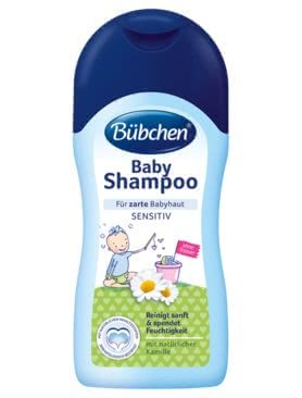 Bübchen Baby Shampoo - * Bübchen baby shampoo – This shampoo will foster your baby's hair and is extra soft.