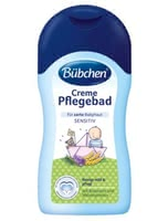 Bübchen Creme bath care - * Bübchen shower bath – Perfect for the protection of your baby's skin.