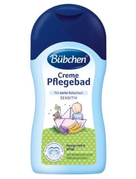 Bübchen Nurturing Bath - * Bübchen shower bath – Perfect for the protection of your baby's skin.