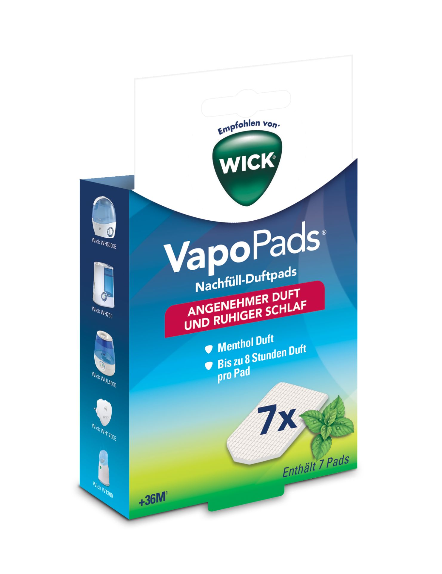 Vicks 174 Vapopads Scented Pads Buy At Kidsroom Baby Care