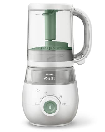 AVENT 4 in 1 Healthy Baby Food Maker Grün - large image