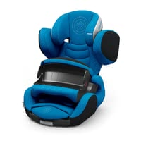 kiddy Child Car Seat phoenixfix 3 - * The Phoenixfix 3 by kiddy is suitable for small passengers at the age of 9 months and up. Its new, modern colours and the silver-coloured appliqués will delight parents and children alike.