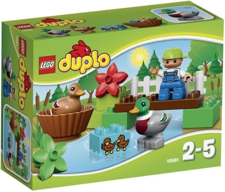 LEGO Duplo Forest Ducks 2016 - large image