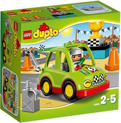 LEGO Duplo race car 2017 - large image