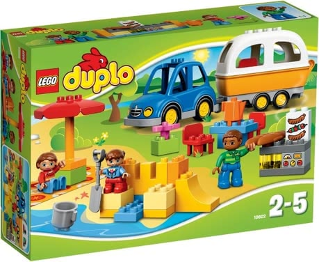 Lego Duplo camping adventures 2016 - large image