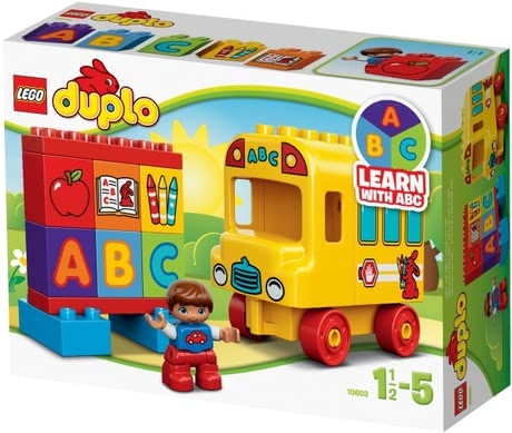 Lego Duplo My first bus 2016 - large image
