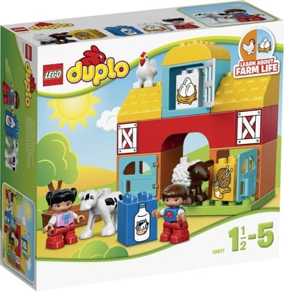 LEGO Duplo My first farm 2016 - large image