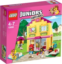 LEGO Juniors family home - * Lego Juniors family home – Experience an exciting day in the family home Lego Juniors.</ul<
