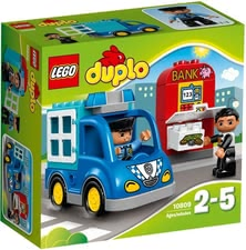 Lego police patrol - * Lego police patrol – The police patron hurries to the next operation and takes your little one along.