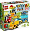Lego Duplo My first vehicles 2016 - large image 1