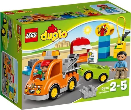Lego Duplo tow truck 2017 - large image
