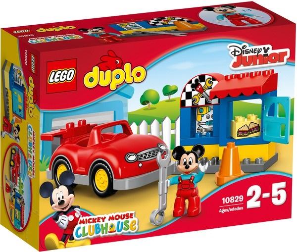 Lego Duplo Dinsey Mickeys Garage 2017 - Buy At Kidsroom