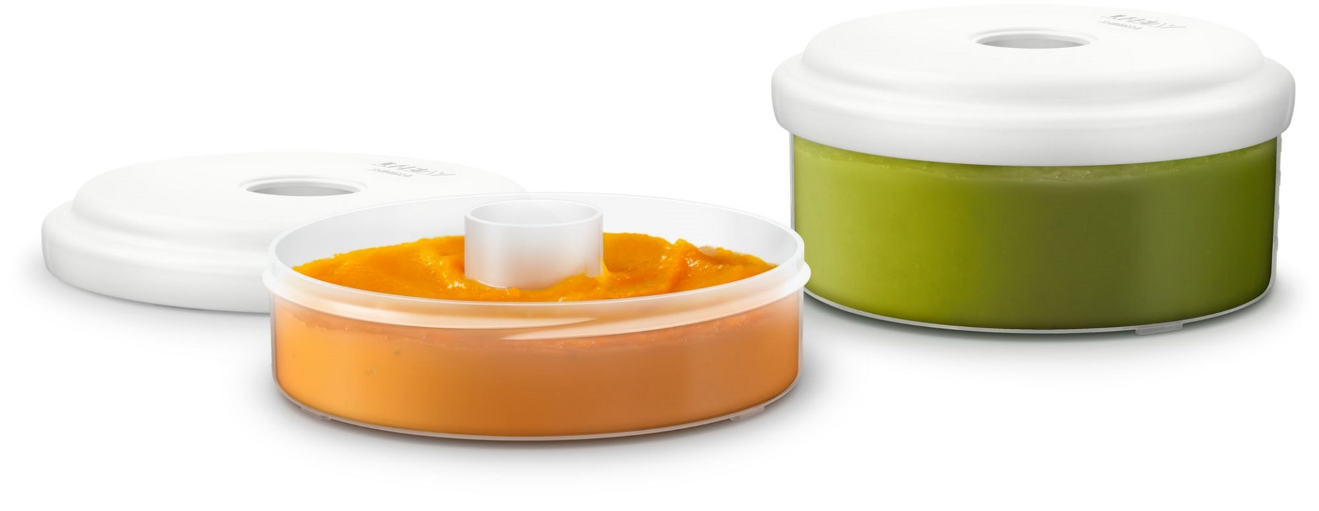 Store Bought Baby Food Storage