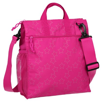 Lässig buggy bag Reflective Star Magenta 2016 - large image