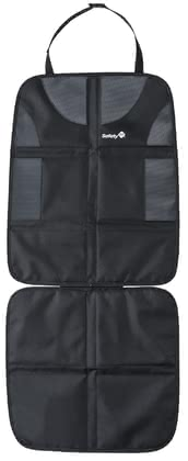 Safety 1st Car Seat Protector - * Safety 1st back seat pads – Those pads will protect the padding of your car against damages.