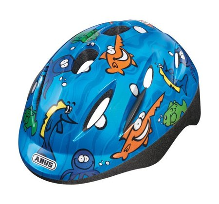 Abus bicycle helmet for children Smooty ocean - large image