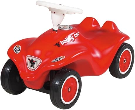 BIG Bobby Car New -  * BIG's Bobby Car New is the drive and ride learning car of new generation that stands out as one of the ride-on vehicles that features perfect ergonomics.