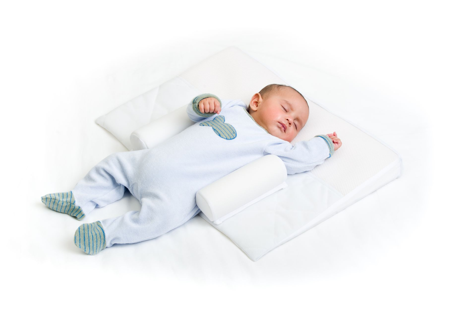Delta Baby Supreme Sleep Cushion For Supine Position