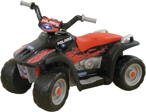 Peg-Perego 6V Polaris Sportsman 400 – electric Quad Bike