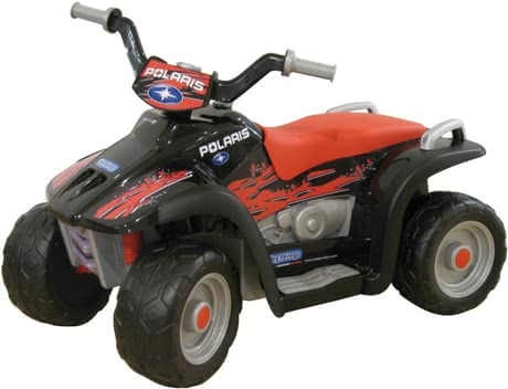 Peg-Perego 6V Polaris Sportsman 400 – electric Quad Bike 2017 - large image