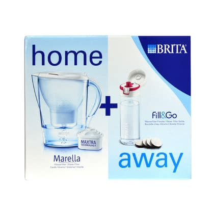 Brita water filter Marella Home + away packet 2016 - large image