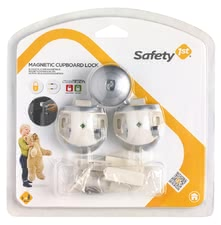 Safety 1st Magnetic Cupboard Lock - * Safety 1st magnet lock – Make your flat childproof.