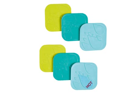 Safety 1st Anti-Slip Bath Pads - large image