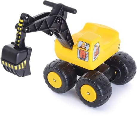 Sit-on Digger Toy Mobby Dig 2017 - large image