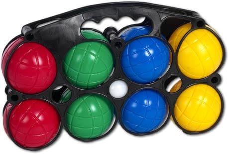 Boccia Game with 8 Balls - large image