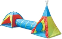 Adventure Tent Set - * Adventurer tent set - Does your child love to play hide-and-seek? – Well then this tent set is just the thing for him/her.