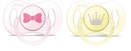 AVENT Mini – soother - * AVENT mini soothers – Those mini soothers have been developed especially for newborns.