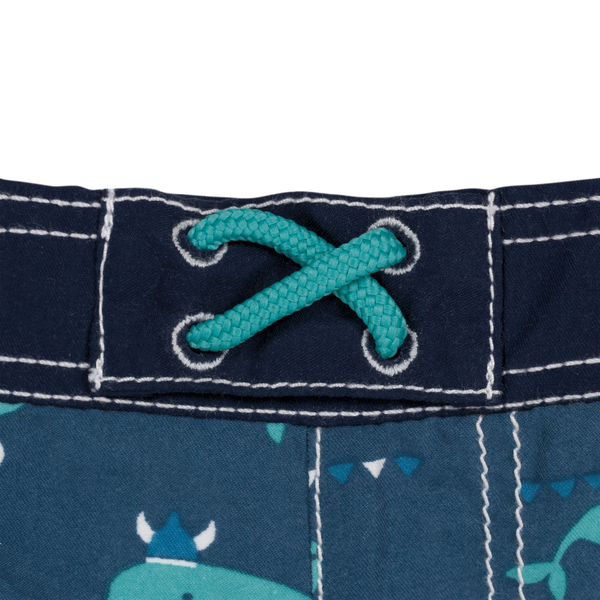 18 Months Lassig Board Shorts Blue Whale