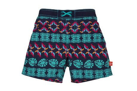 Lässig swimming shorts boys tropical - large image