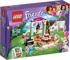 Lego Friends birthday party - * Lego Friends birthday party – Celebrate with Andrea and her bunny the best birthday.