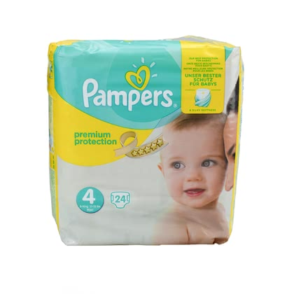 Pampers Premium Protection Nappies – Size 4 Maxi - * Pampers premium protection diaper size 4 maxi – The best protection for your little one.