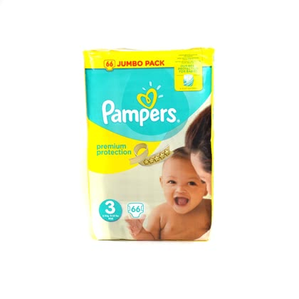 Pampers Premium Protection Nappies Jumbo Pack – Size 3 Midi - * Pampers premium protection diaper size 3 midi – jumbo pack – Silky smooth fleece and extendible wristbands offer the best of comfort for your child.