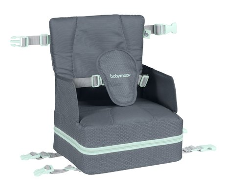 Babymoov Booster Seat Up & Go - * Babymoov booster seat Up & Go – This booster seat is height adjustable and perfect for on the go.