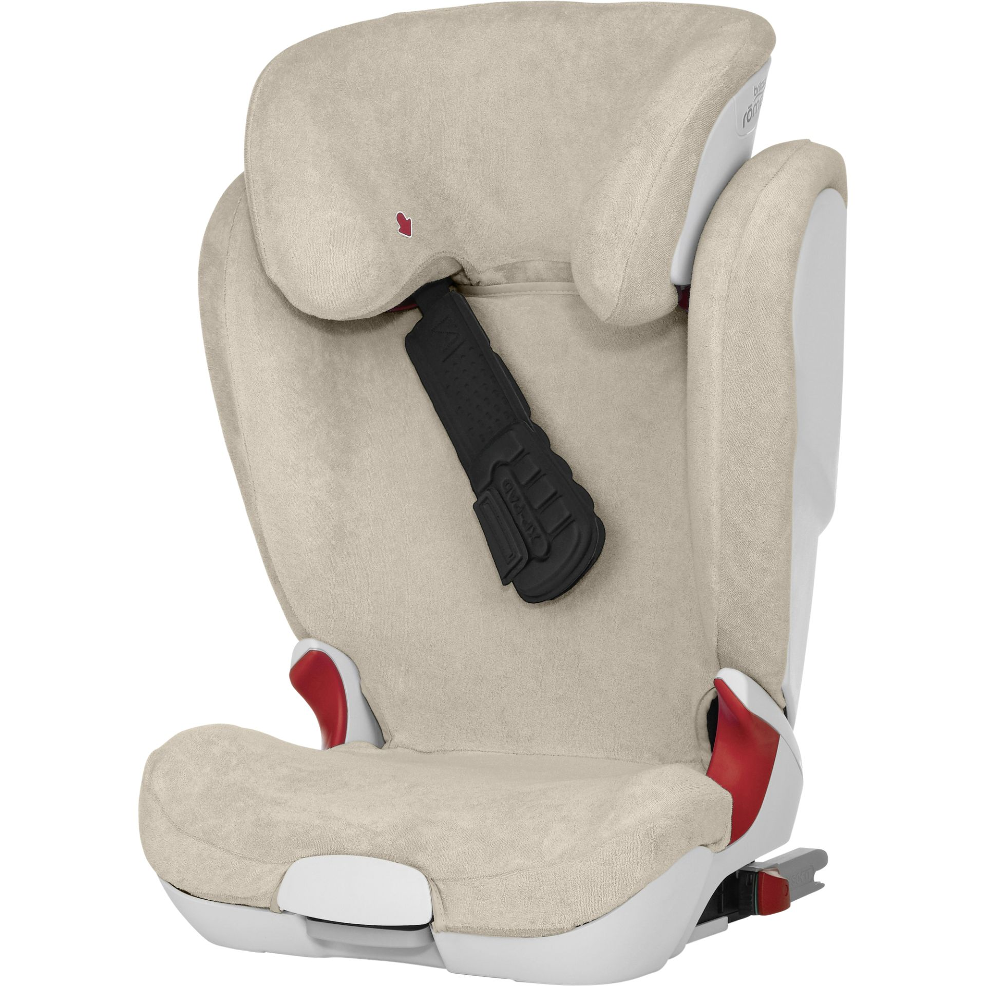 britax r mer summer cover for kidfix ii xp sict beige. Black Bedroom Furniture Sets. Home Design Ideas
