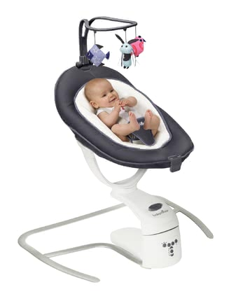 Babymoov Baby Bouncer Swoon Motion - * Babymoov Swoon Motion bouncer – This article is the perfect combination of pacification and entertainment.
