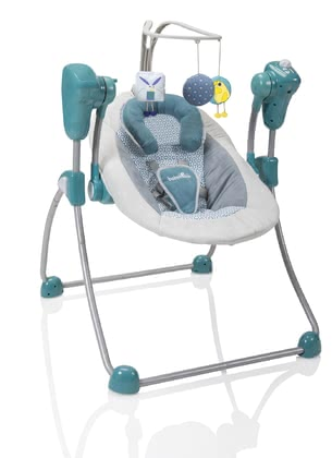 Babymoov Baby Bouncer Swoon Bubble - * Babymoov Swoon Bubble bouncer – A pleasant relaxation experience will be provided with the Bubble bouncer.