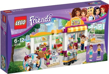 Lego Friends Heartlake supermarket 2016 - large image