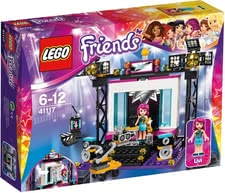 Lego Friends Popstar TV studio - * Lego Friends Popstar TV studio – Start a career and arrange a dreamlike setting with the TV studio by Lego.