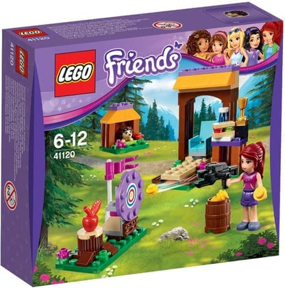 Lego Friends adventure camp archery 2017 - large image