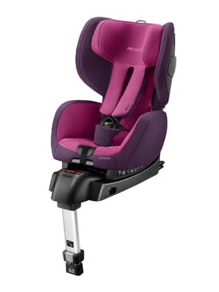 Recaro Child Car Seat Optiafix -  * Recaro's child car seat Optiafix couples a modern design with easy handling and important safety features. The operating elements were designed to contribute to the child car seat's convenient and intuitive handling. Your little explorer will surely find his/her favourite colour among all the lovely designs.