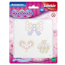 Aquabeads Layout Tray - * Aquabeads handicraft worktop – Your children would like to draft several artworks? The Aquabeads handicraft worktop is perfectly suitable.